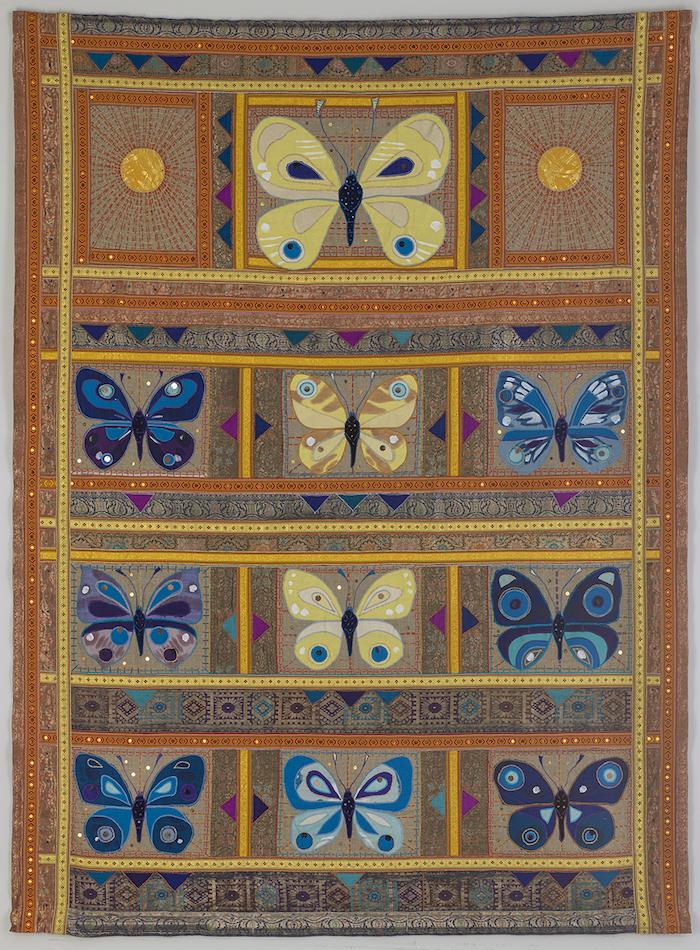 2005 Aurinkoperhot (Sun Butterflies) 260 x 190